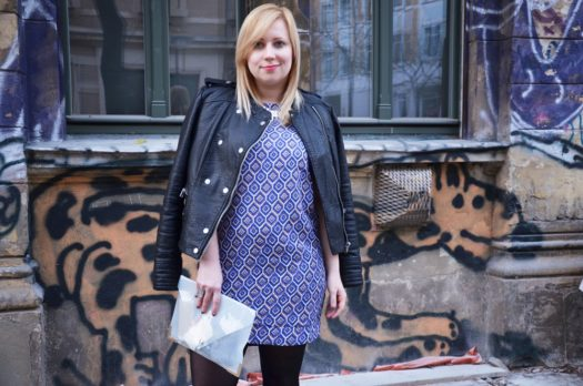 Outfit: Rhombus Dress