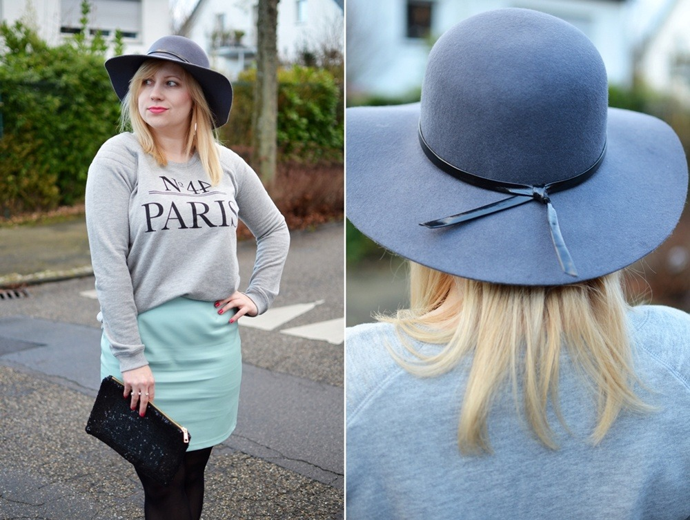 Statement-Sweater-Pastel-Mint-Leather-Skirt-Floppy-Hat-Outfit (6)