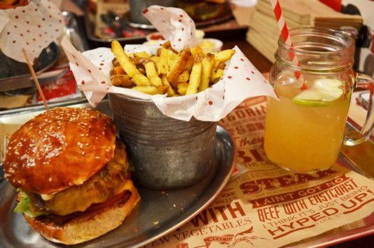 Bester Burger in Düsseldorf: What's Beef