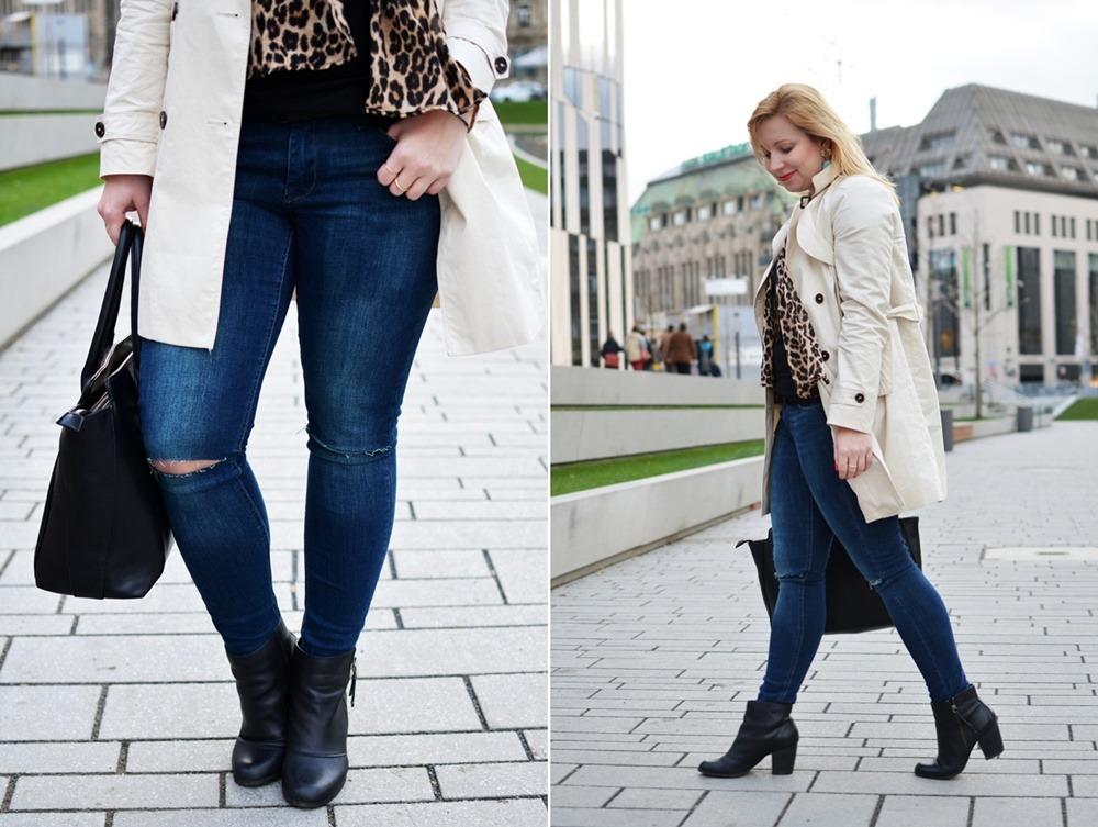 Trenchcoat-Ripped-Jeans-Breuninger-Düsseldorf-Outfit-Puppenzirkus-Felltasche-Ponybag-Leopard-Blonde-Woman (3)-tile
