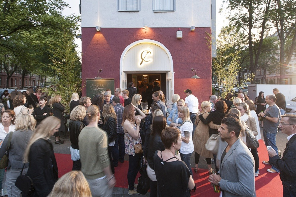 Chrystall, Eröffnung 18. Juni 2014, Düsseldorf-Flingern