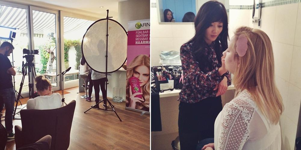 videodreh-garnier-set-ilovemyhair-low-chignon-puppenzirkus-goes-camera-hair-tutorial-video-youtube-ally-blonde-garnierbuero-duesseldorf (3)