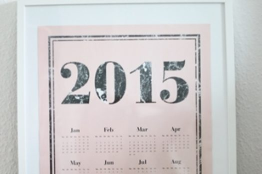 Unsere Wünsche und Vorsätze für 2015