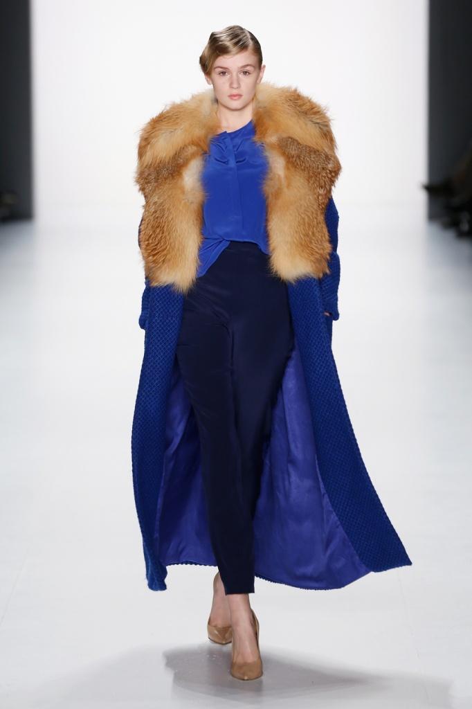 Marina Hoermanseder Show - Mercedes-Benz Fashion Week Berlin Autumn/Winter 2015/16