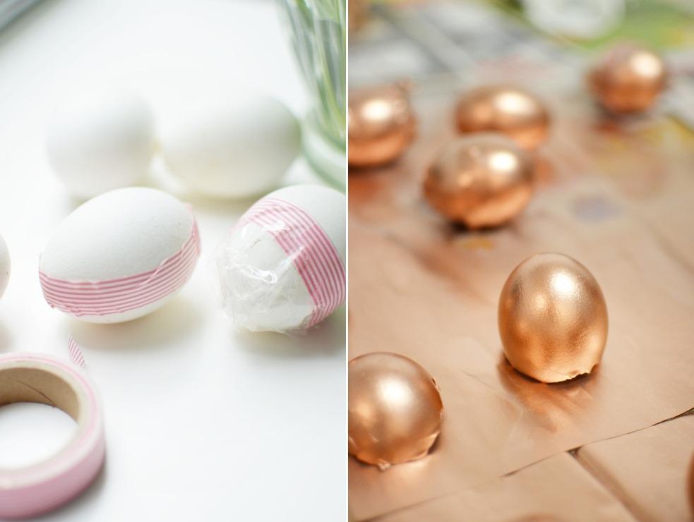 Frühstückstisch-Ostern-Brunch-puppenzirkus-Eierschalen-bepflanzt-muscari-kupfer-eier-eggs-diy (4)