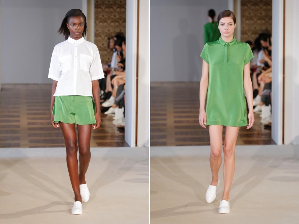 Hien Le Show - Mercedes-Benz Fashion Week Berlin Spring/Summer 2016