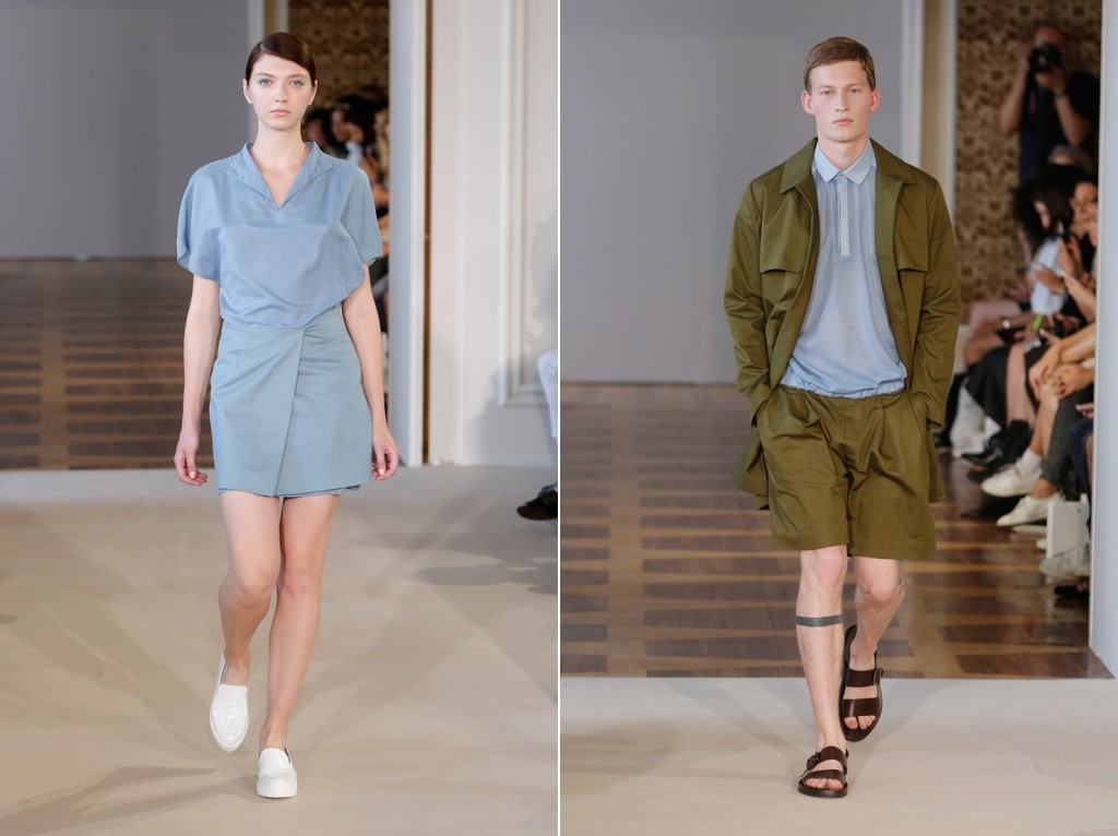 Hien Le Show - Mercedes-Benz Fashion Week Berlin Spring/Summer 2016