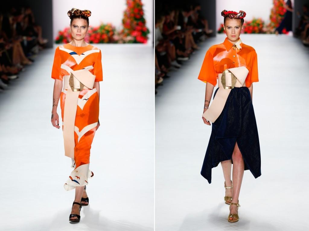 Rebekka Ruetz Show - Mercedes-Benz Fashion Week Berlin Spring/Summer 2016