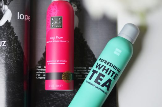 Foaming Shower Gel | Rituals vs. Hema