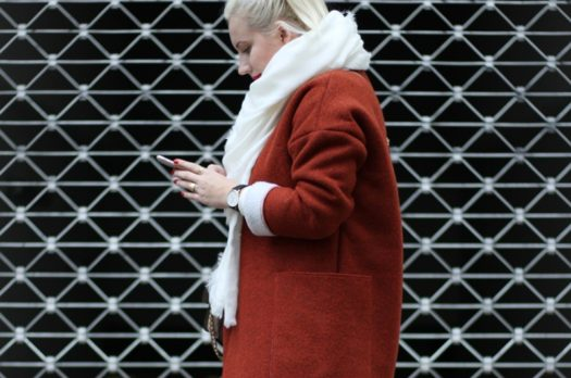 Outfit: Foxy Coat