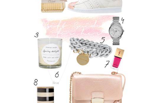 Valentinstags Gift Guide für Sie