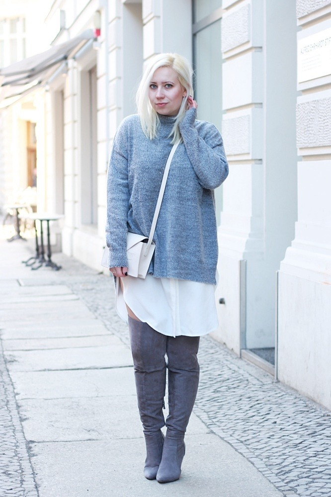 Grey-Overknee-Layering-#Pzoutfits #fashionblogger_de #ootd #outfit #puppenzirkus #style #instastyle #styleiswhat #theeverygirl #chasinglight #berlinblogger #fbloggers-Puppenzirkus10