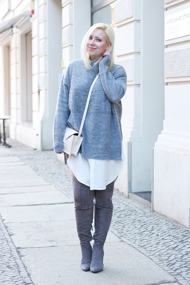 Grey-Overknee-Layering-#Pzoutfits #fashionblogger_de #ootd #outfit #puppenzirkus #style #instastyle #styleiswhat #theeverygirl #chasinglight #berlinblogger #fbloggers-Puppenzirkus15