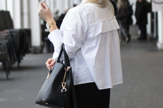 OUTFIT   Ruffles & Lace Skirt