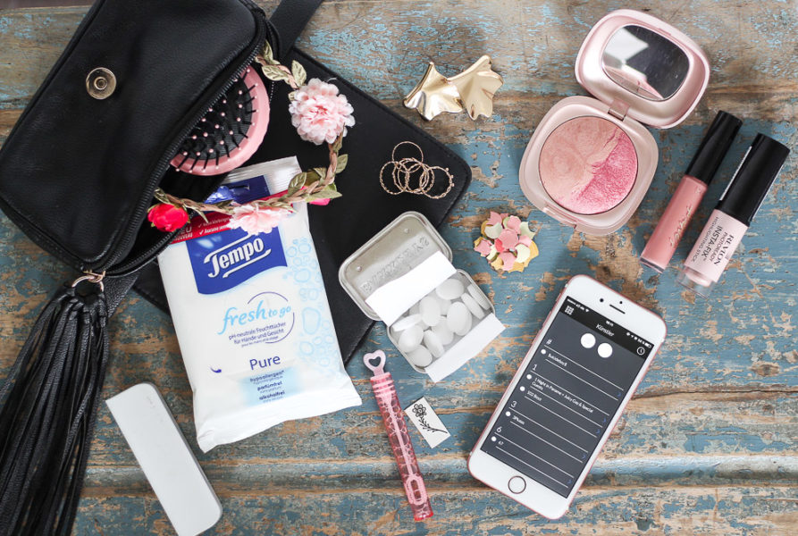What's in my Bag x Festival Edition