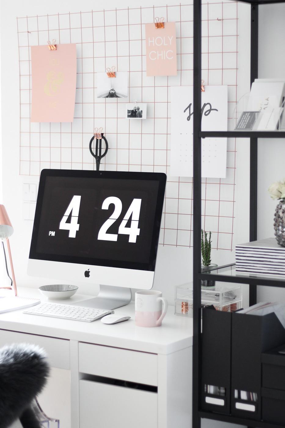 Emejing Home Office Arbeitsplatz Zuhause Pictures - Amazing Home ...