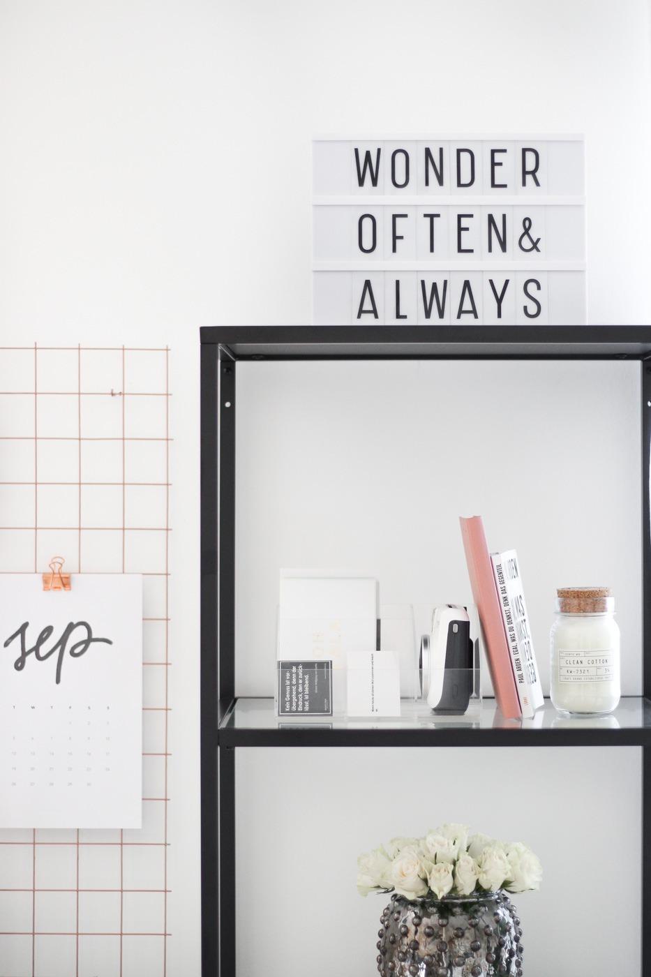 Zuhause Arbeiten: Inspirierendes Home-Office » Puppenzirkus