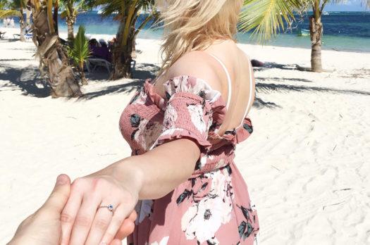 Unsere karibische Verlobungsreise