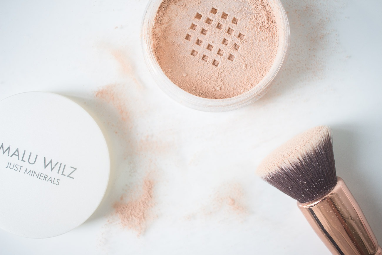Just Minerals Powder von Malu Wilz