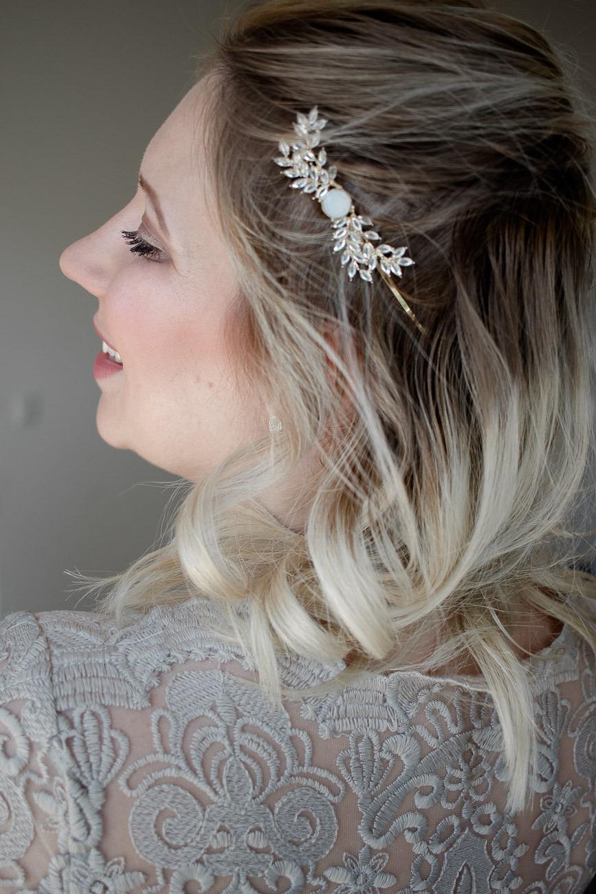 Haarschmuck für Hochzeitsgäste