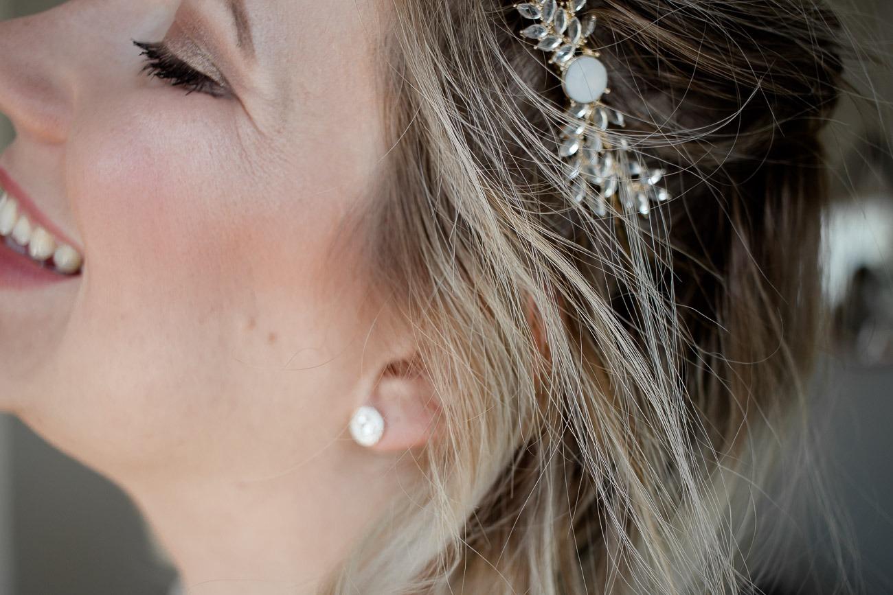 Glamour Look als einer von 3 Beauty Looks für Hochzeitsgäste mit Malu Wilz