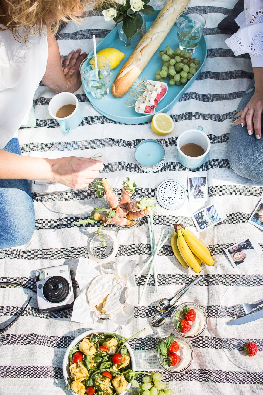 Picknick zum Muttertag: so geht's!
