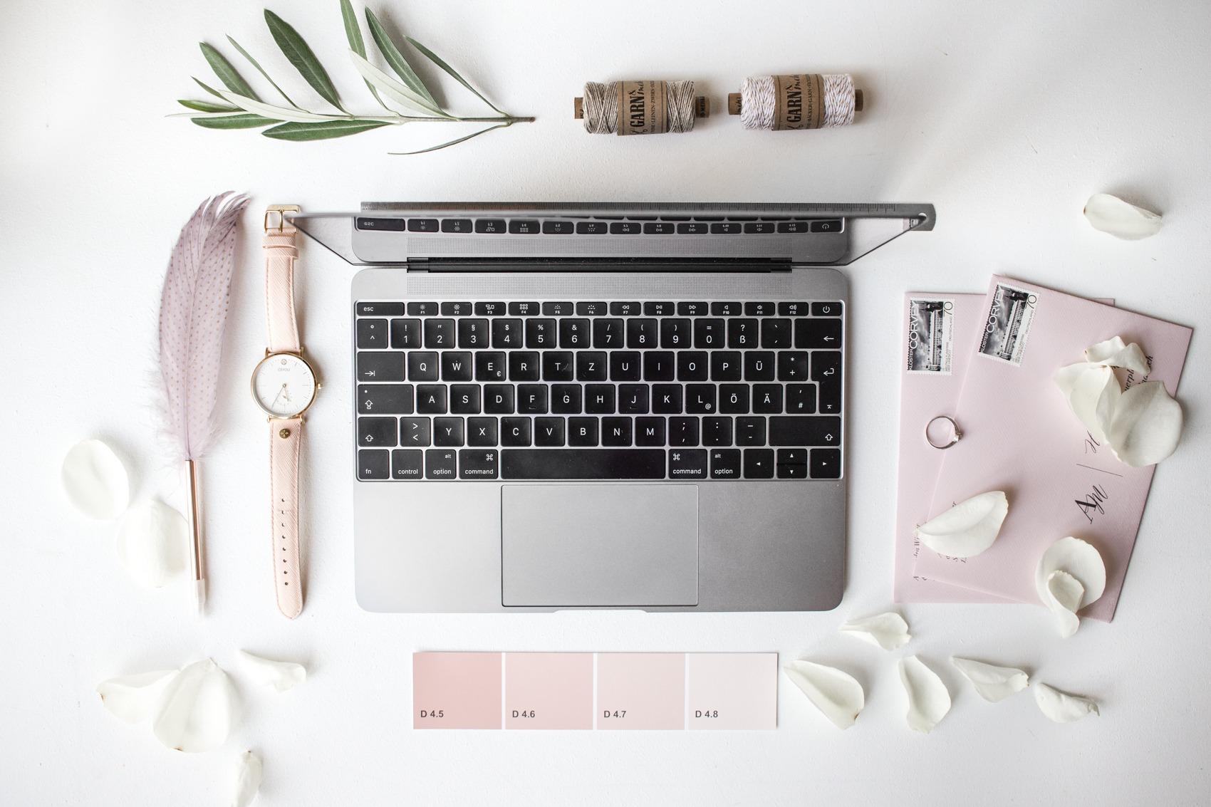 5 Tipps & Tools für deine online Hochzeitsplanung