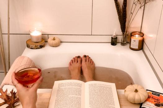 So geht's: ein entspannter Sonntag im Herbst mit Kneipp