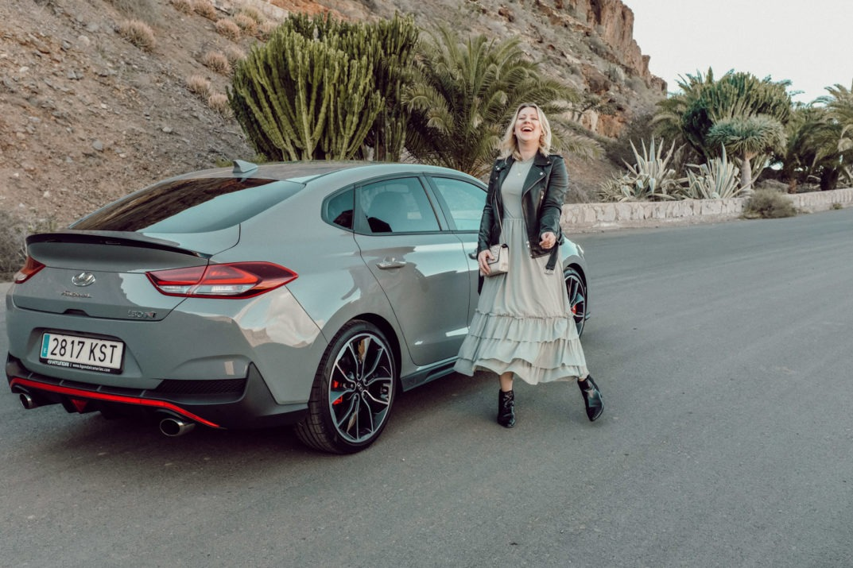 Gran Canaria und der Hyundai i30 Fastback N