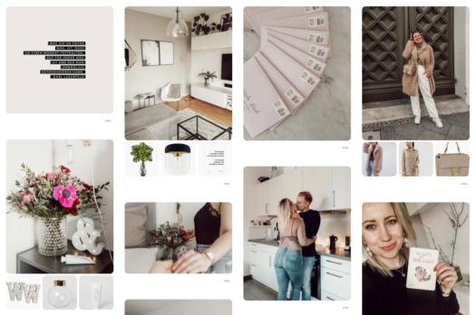 Shoppen mit Pinterest: das neue Shop the Look