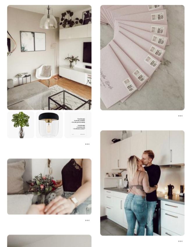 Shoppen mit Pinterest: das neue Shop the Look