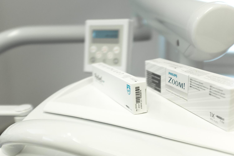 Zahnbleaching mit der ZOOM! Methode von Philips