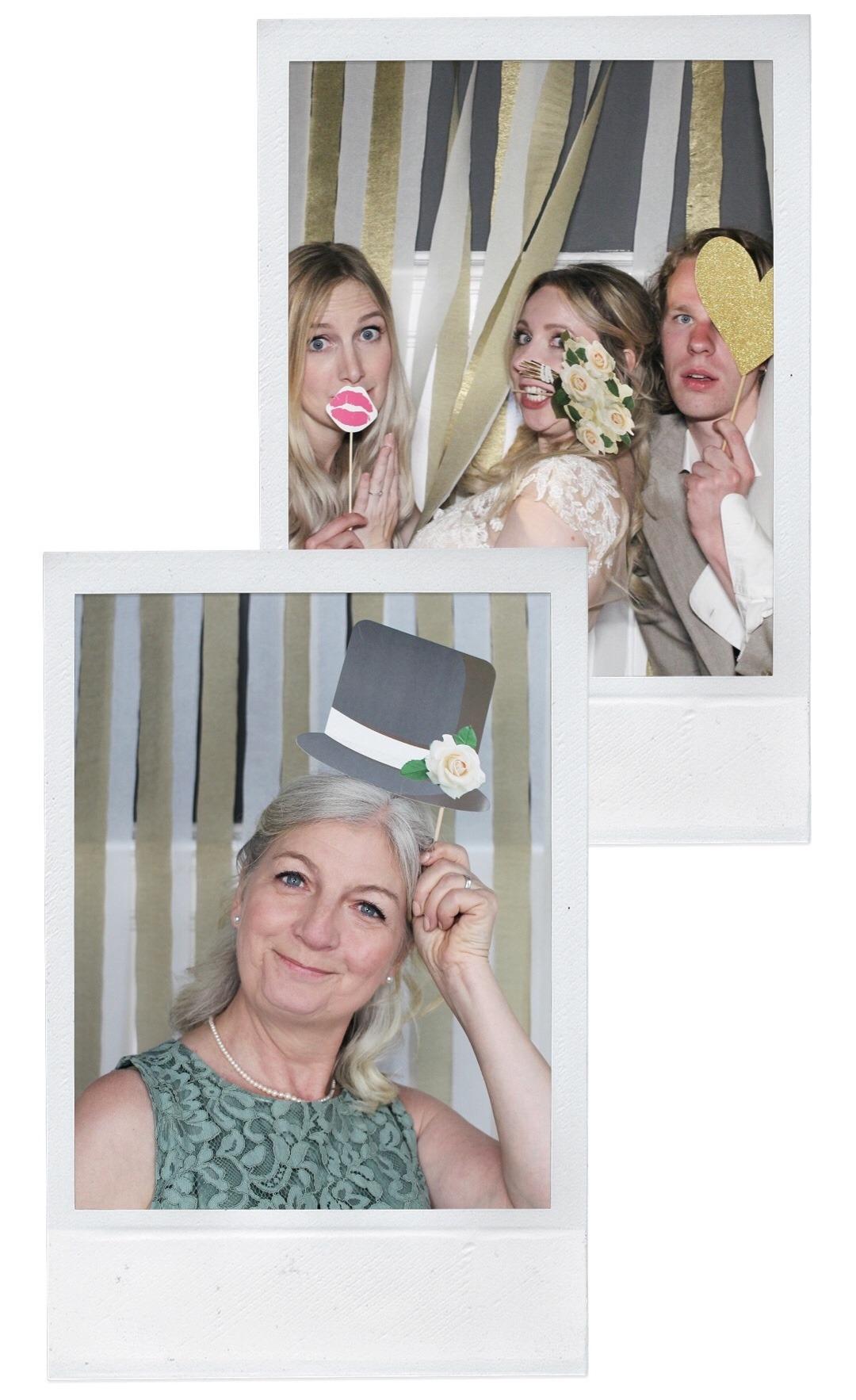 Unsere Hochzeit am großen Wannsee in Berlin, festgehalten mit der Kruu Fotobox #mrandmrswinzer