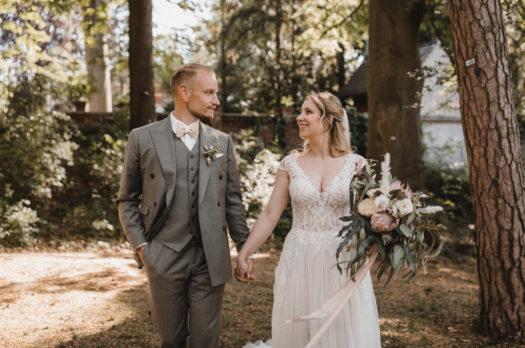 Unsere Hochzeit: der schönste Tag in unserem Leben