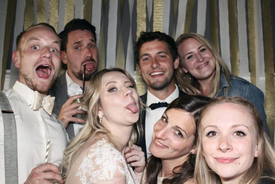 Und Cheese! –  Hochzeitsspaß mit der KRUU Fotobox