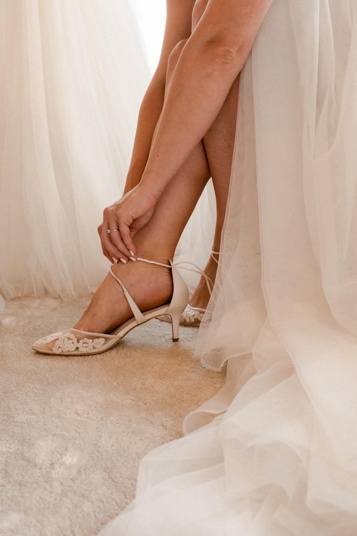 Die perfekten Brautschuhe von Bella Belle