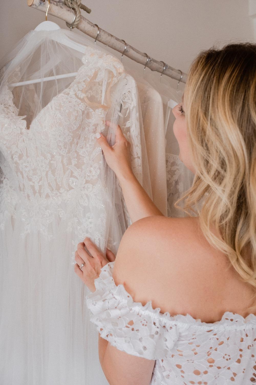 DAS Hochzeitskleid gefunden