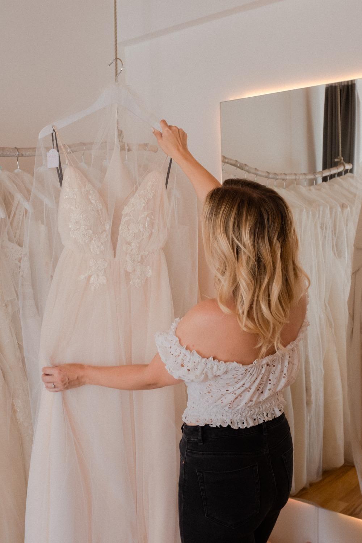 Braut bei Das Brautzimmer Berlin