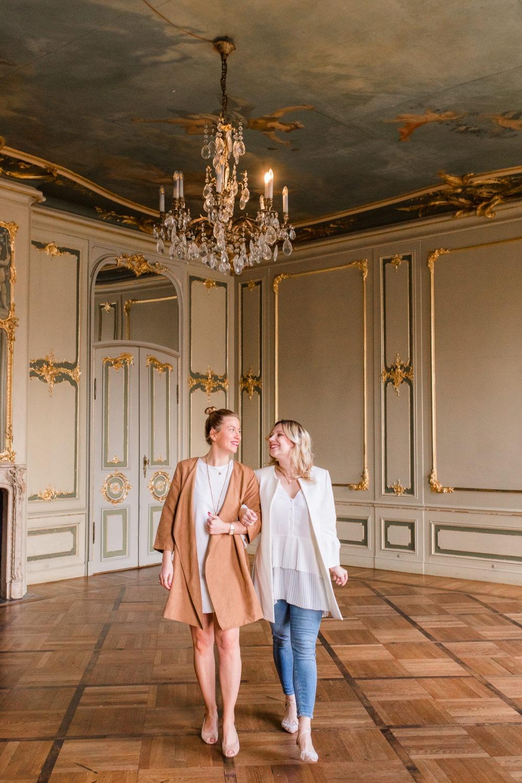 Ebenfalls in unserer Hochzeitsmap: die wundervolle Location in Berlin Mitte - das Ermelerhaus zum Heiraten in Berlin mit Alexandra Winzer und Berta Luise Heide