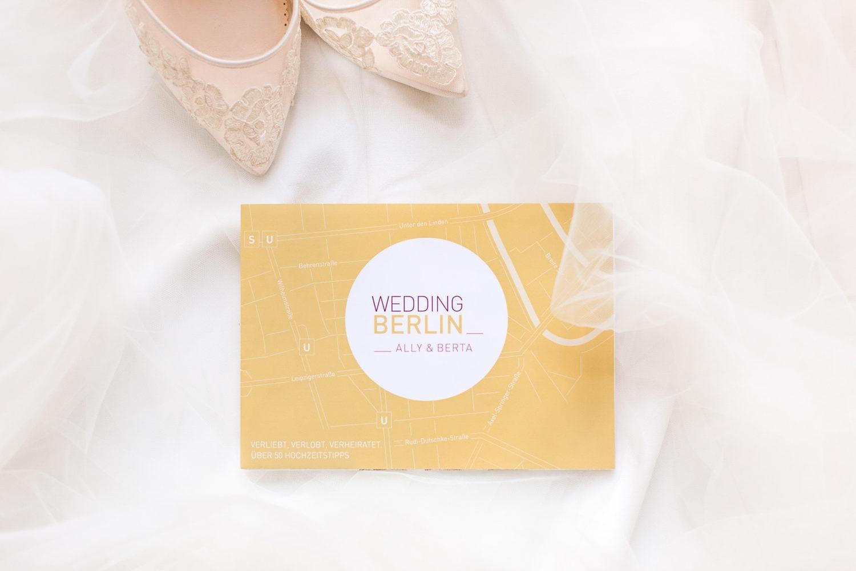 WeddingBerlin - der 1. Hochzeitsplaner für Berlin von Ally (Alexandra Winzer) und Berta (Berta Luise Heide)