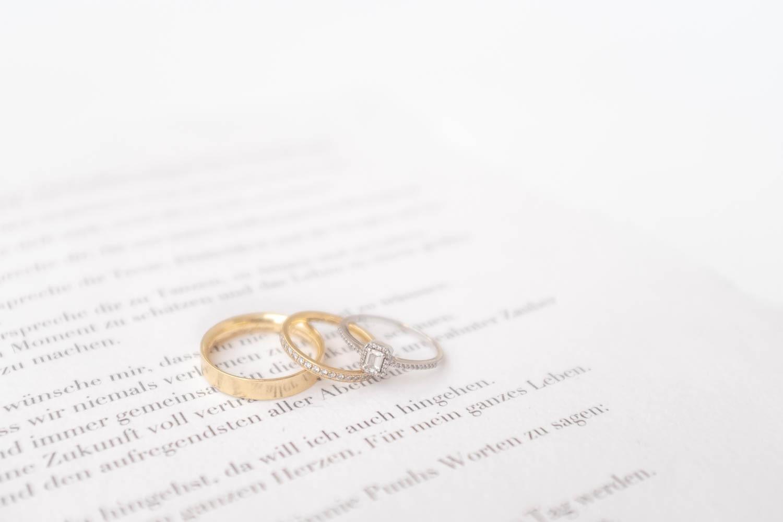 Amerikanische Eheringe kaufen in Berlin