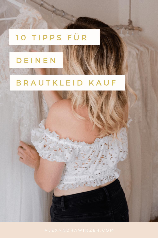 Tipps Hochzeitskleid Kauf