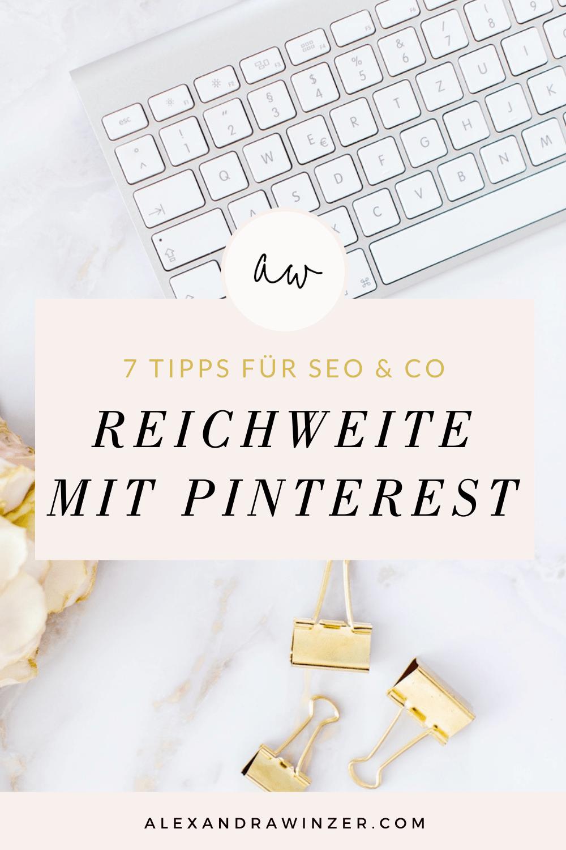Pinterest Marketing Tipps