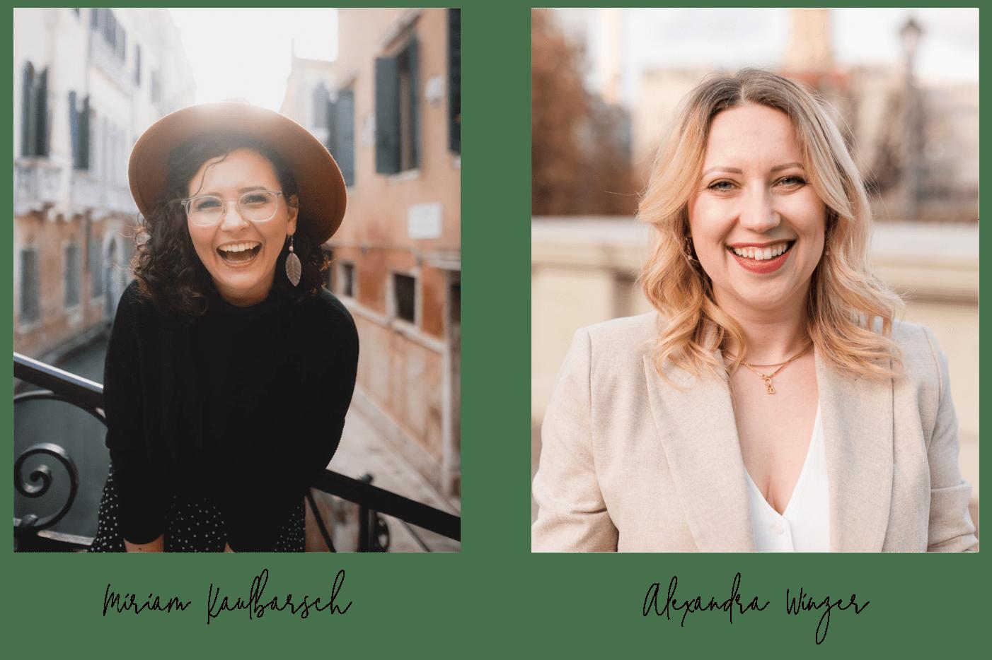 Interview Pinterest für Hochzeitsfotografen Alexandra Winzer mit Miriam Kaulbarsch