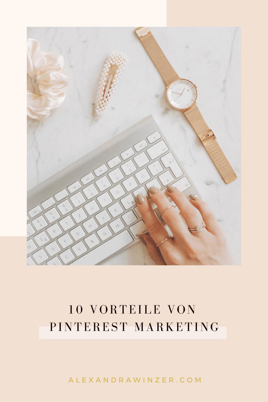 10 Vorteile von Pinterest Marketing