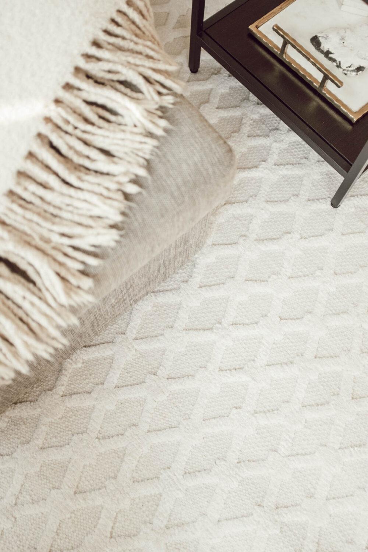 Kelim Teppich als kuschelige Teppiche im Wohnzimmer